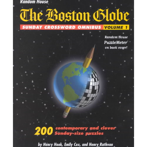 The Boston Globe Sunday Crossword Puzzle Omnibus