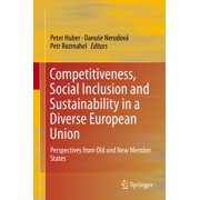 Competitiveness, Social Inclusion and Sustainability in a Diverse European Union - eBook