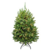 Northlight 4 ft. Northern Pine Pre Lit Christmas Tree