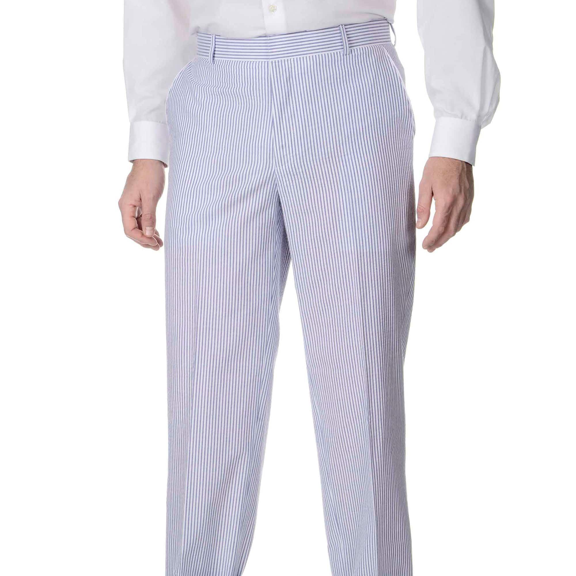 Palm Beach  Men's Big & Tall Flat Front Pant