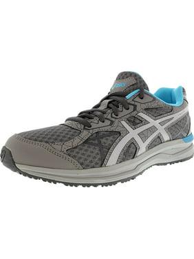 780fde547c85 Asics Women s Endurant Aluminum   Silver Aquarium Ankle-High Running Shoe -  10M
