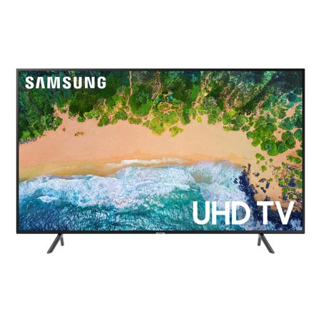 "Refurbished Samsung 43"" 4K Smart UHD HDR LED TV, UN43NU7100"