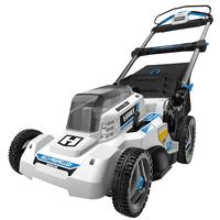 HART 40-Volt Cordless Brushless 20-inch Self-Propelled Mower Kit, (1) 5.0Ah Lithium-Ion Battery