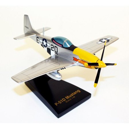 Daron Worldwide P-51D Mustang Model Airplane