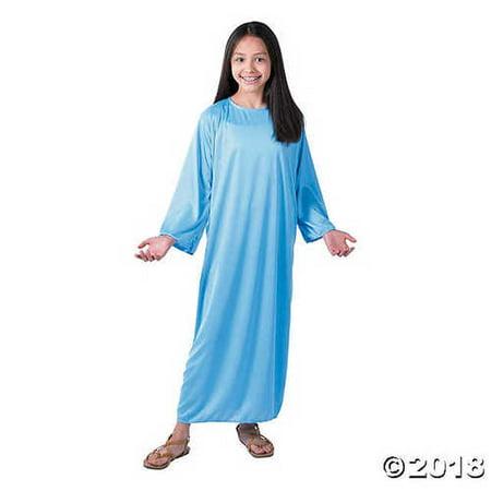 Kid's Light Blue Nativity