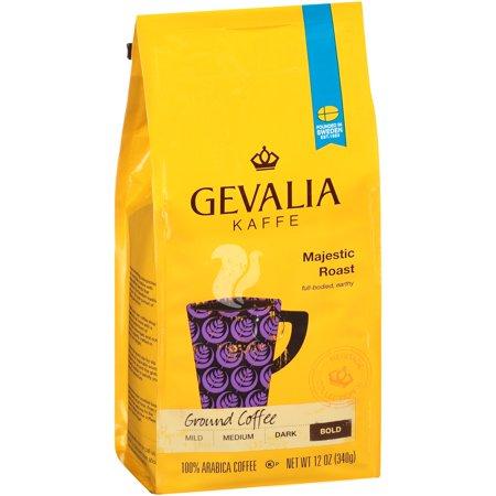 Gevalia Majestic Roast Ground Coffee 12 oz. Bag