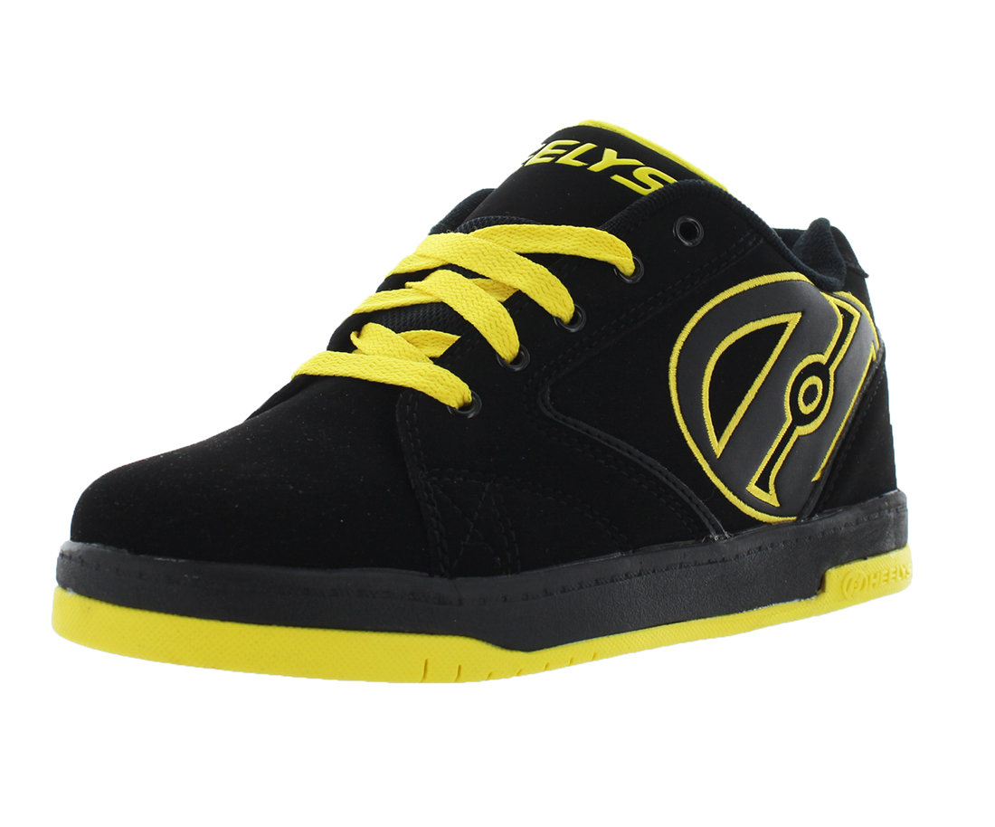 Heelys Black Yellow Skateboarding Men's Shoes Size by