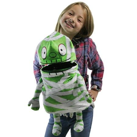 Musical Animated Mummy Children's Halloween Trick or Treat - Mummy Halloween Treats
