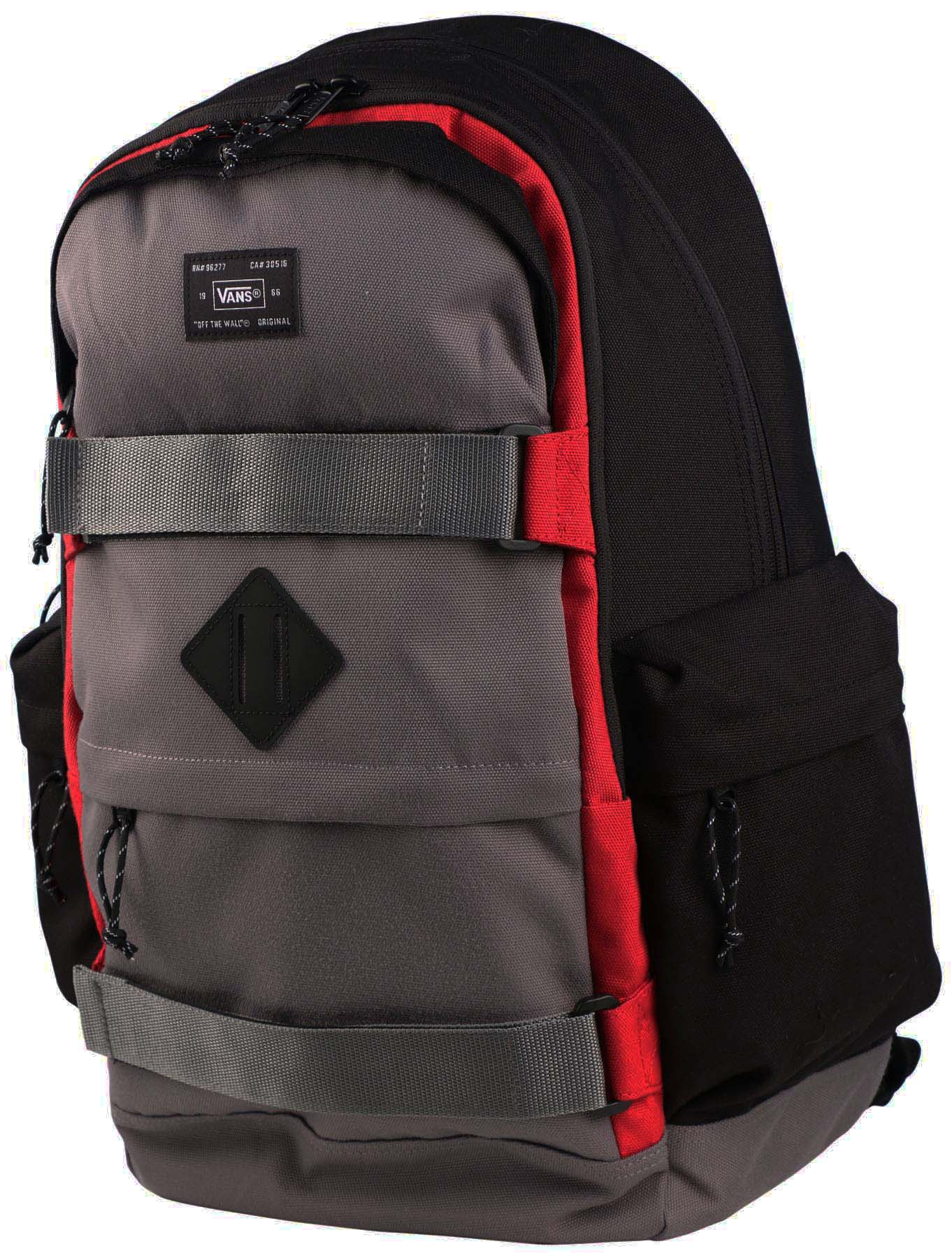 Vans Off The Wall Jetter Carry All Skate Backpack by VANS