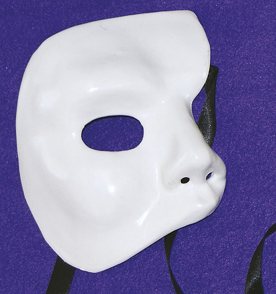 Deluxe Phantom Mask