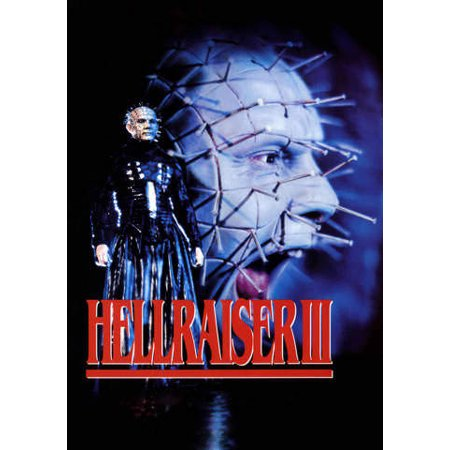 Hellraiser 3: Hell on Earth (Vudu Digital Video on Demand) - Hellraiser Pinhead