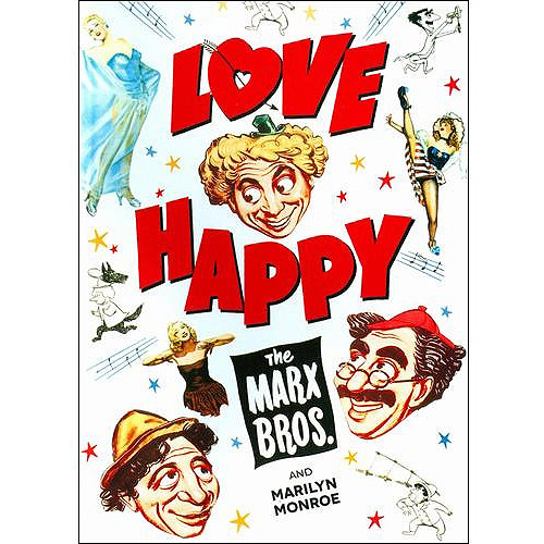 Love Happy (DVD) by Olive Films