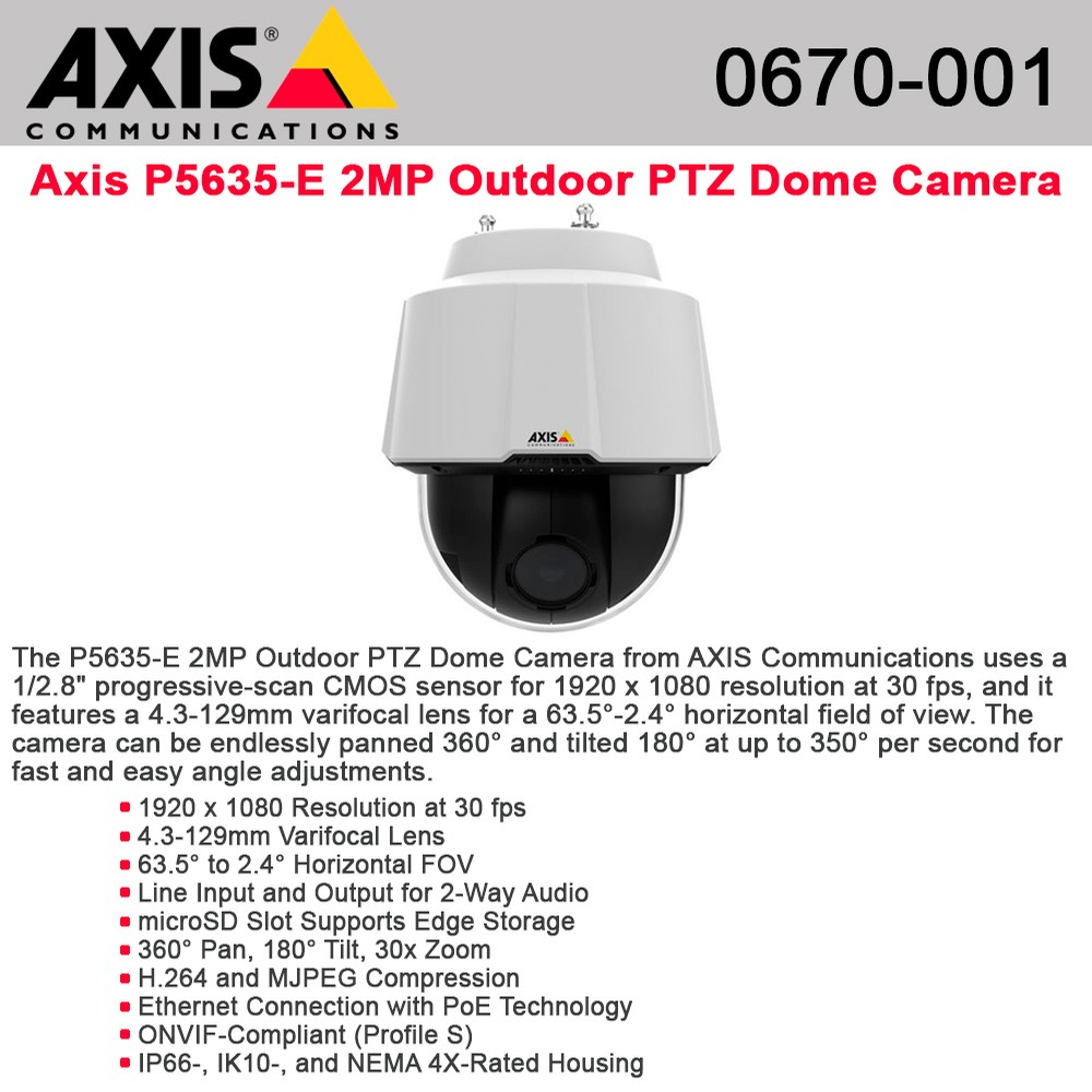 AXIS P5635-E NETWORK CAMERA DRIVERS FOR PC