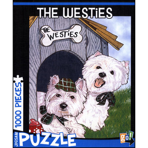 The Westies 1000 Piece Puzzle