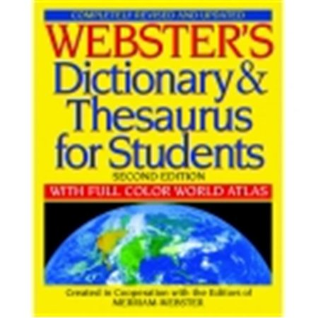 Websters Federal Street Press Book Dictionary
