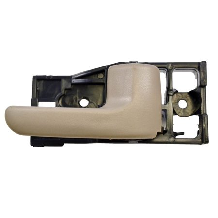 PT Auto Warehouse TO-2950E-RR - Inner Interior Inside Door Handle, Beige (Fawn) - Access Cab, Passenger Side Rear
