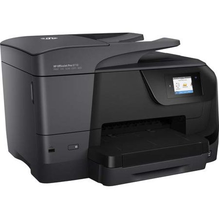 Hewlett-Packard-HP OfficeJet Pro 8710 All-in-One Wireless Printer with Mobile Printing