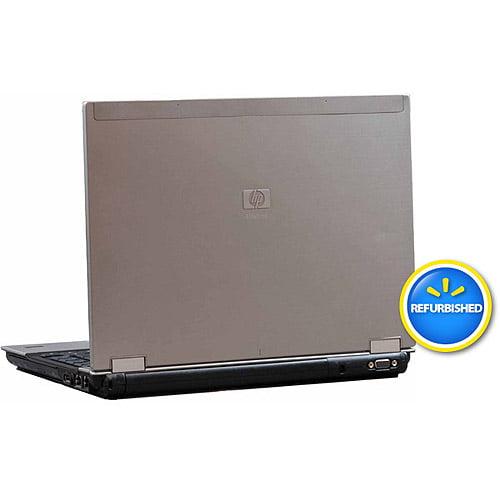 "Refurbished HP Black 14"" 6930P Laptop PC with Intel Core 2 Duo Processor, 2GB Memory, 160GB Hard Drive and Microsoft Windows 10 Home (64bit)"