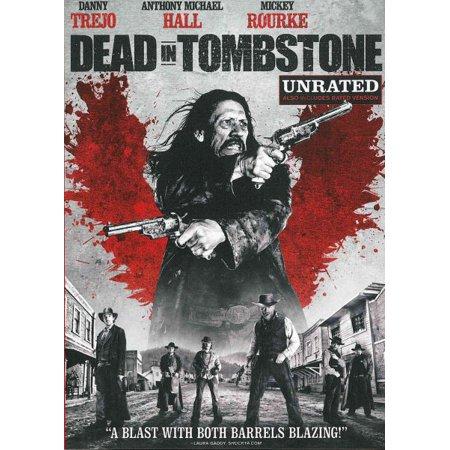 Dead in Tombstone (DVD) - Danny Trejo Halloween
