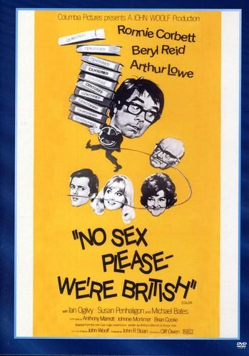 No Sex Please, We're British (DVD) by Allied Vaughn