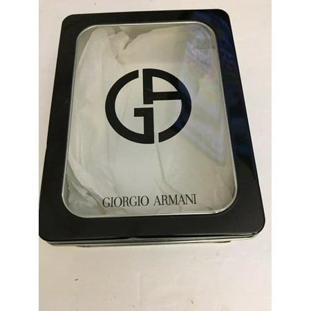 Giorgio Armani Collectors Makeup/Jewelry Case Approx 6