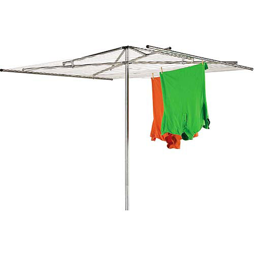 Charmant Household Essentials 30 Line Parallel Dryer, Steel Arms