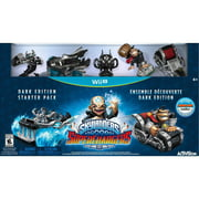Skylanders Superchargers Dark Edition Starter Kit (Wii U)