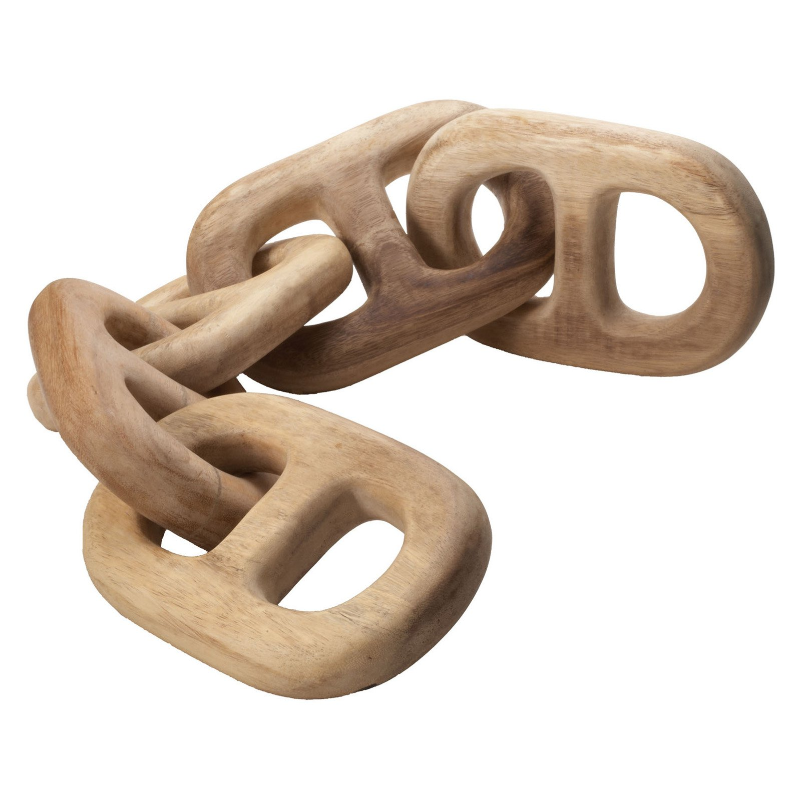 Dimond Home Hand Carved Decorative Wooden Chain