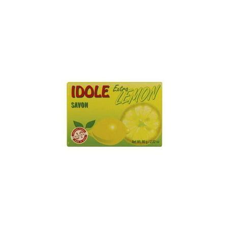 Idole Soap Lemon 80Gr 00002 2.82oz