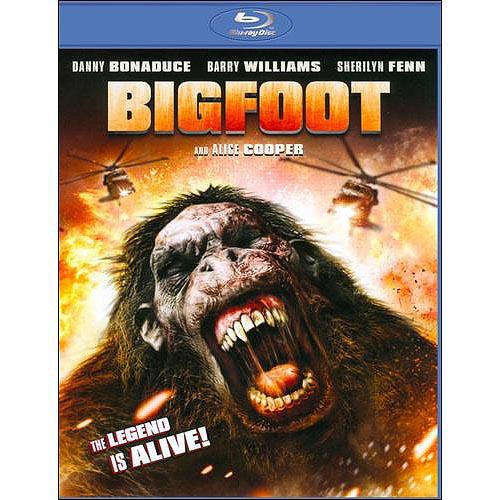Bigfoot (Blu-ray) (Widescreen)