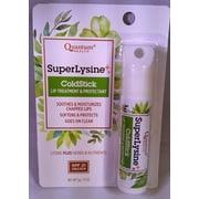 Super Lysine Plus Lip Clear Coldstick With SPF21 Quantum 1 Stick