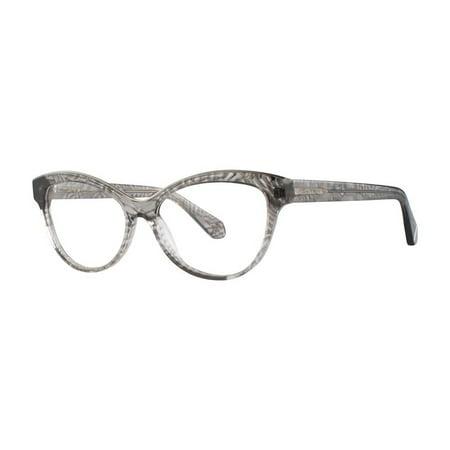 144274f89b Zac Posen JAYCE Eyeglasses 54 Red - Walmart.com