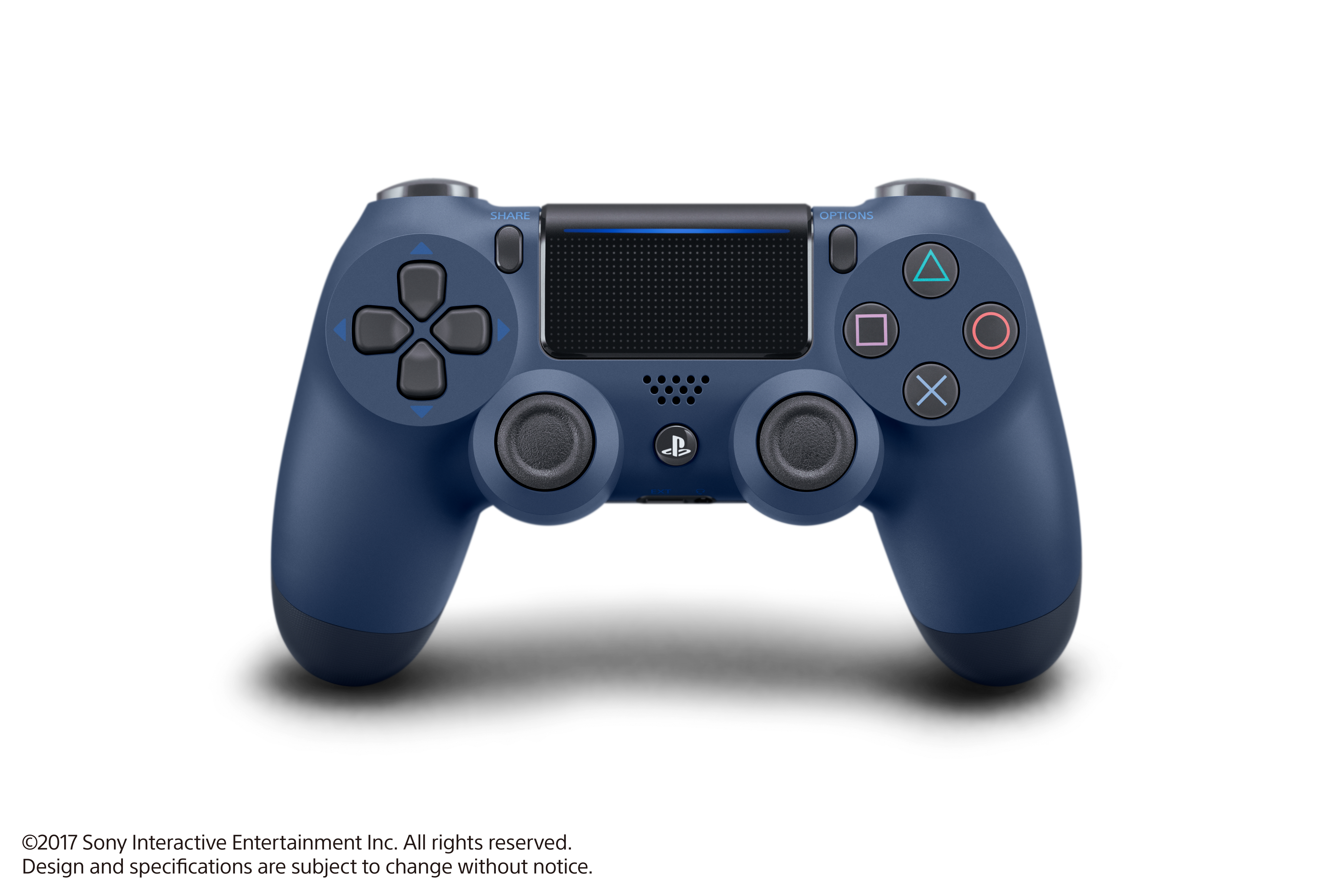 Sony Playstation 4 DualShock 4 Controller, Midnight Blue, 3002840 by Sony