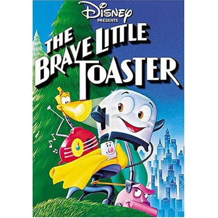 The Brave Little Toaster (DVD) (Toaster That Looks Like The Brave Little Toaster)