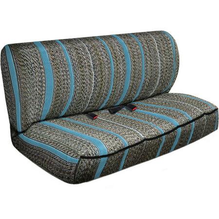 Terrific Oxgord 2 Piece Full Size Heavy Duty Saddle Blanket Bench Seat Covers Light Blue Ibusinesslaw Wood Chair Design Ideas Ibusinesslaworg