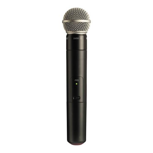 FP2 SM58-G5 Wireless Handheld Transmitter with SM58 Cardioid Microphone Capsule, G5   494... by Shure