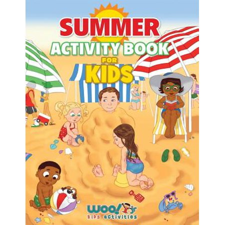 Summer Activity Book for Kids : Reproducible Games, Worksheets and Coloring Book (Woo! Jr. Kids Activities Books)](Halloween Music Worksheets For Kids)
