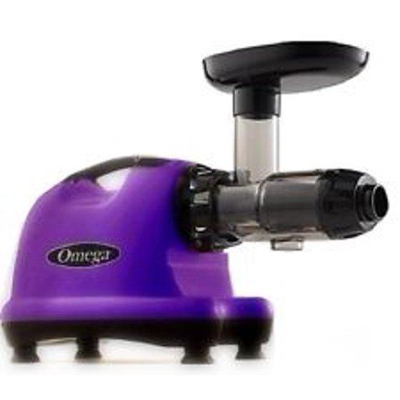 Juicers At Walmart ~ Omega purple j juicer juice extractor walmart