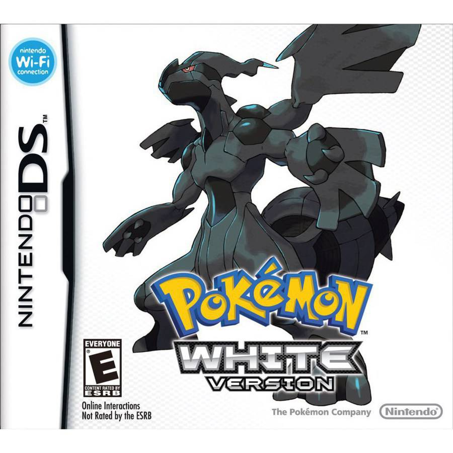 Pokemon White Version (DS)