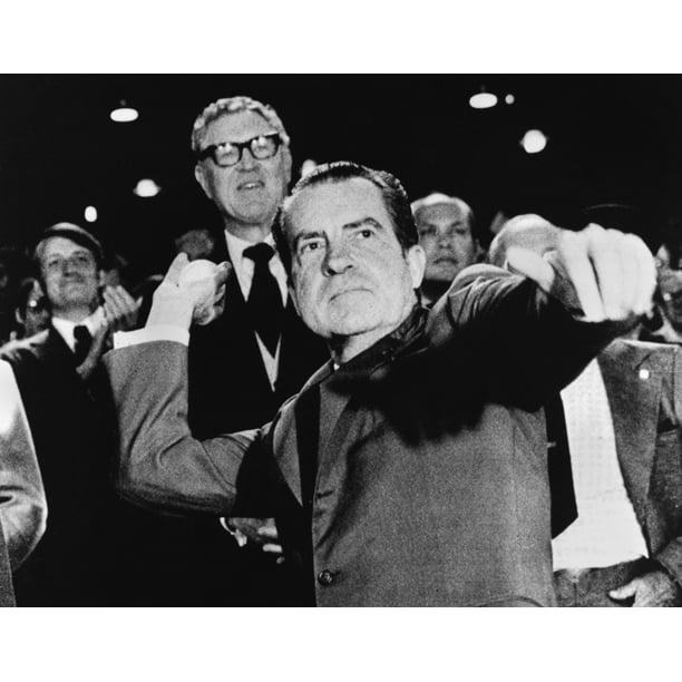 Richard Nixon (1913-1994). N37Th President Of The United ...