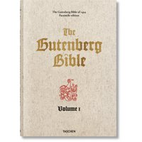 The Gutenberg Bible of 1454 (Hardcover)