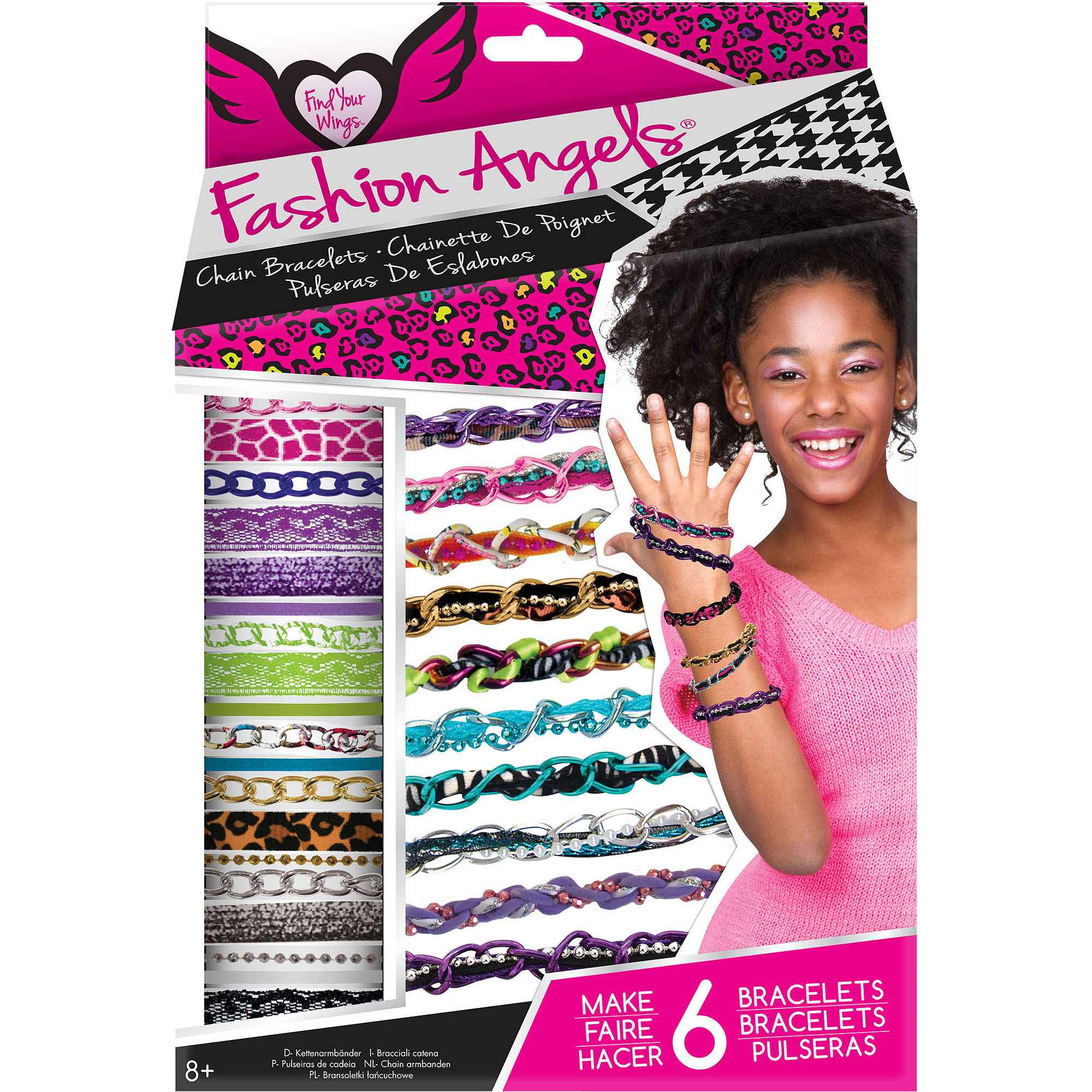 Fashion Angels Chain Bracelets Kit