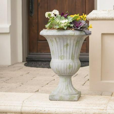 Fleur De Lis Living Urbanski Composite Urn Planter