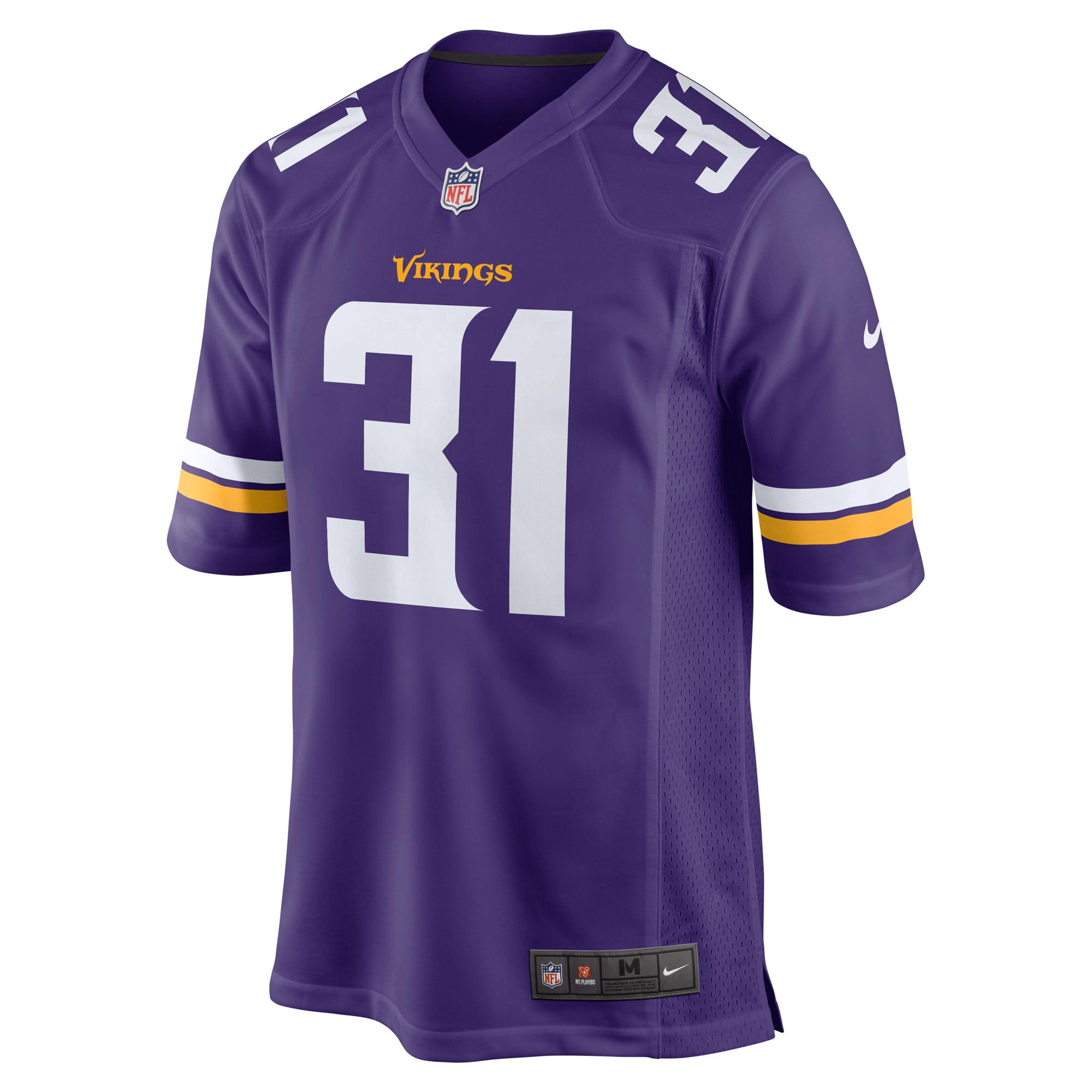 Ameer Abdullah Minnesota Vikings Nike Game Jersey - Purple