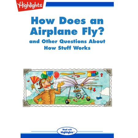 How Does an Airplane Fly? - Audiobook