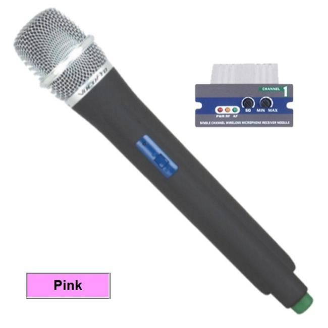 VocoPro UMH-N UHF Module and Wireless Handheld Mic is compatible with the UHF-5800  PA-MAN  UHF-8800 and the PA-PRO 900
