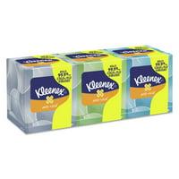 Kleenex, KCC21286CT, Anti-viral Facial Tissue, 12 / Carton, White