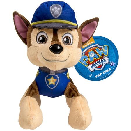 Nickelodeon Paw Patrol 8   Plush Pup Pals Chase