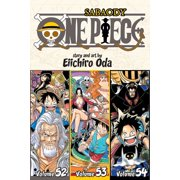 One Piece (Omnibus Edition), Vol. 18 : Includes Vols. 52, 53 & 54
