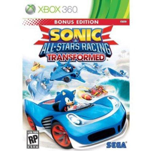 Sonic All Stars Racing Transformed (Xbox 360)